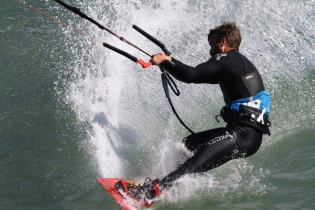 kite surfing equipment