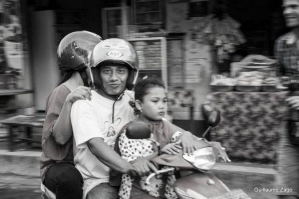 Bali Family Car