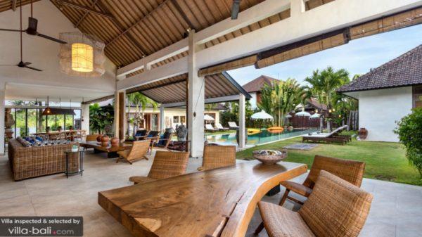 family villas in Bali
