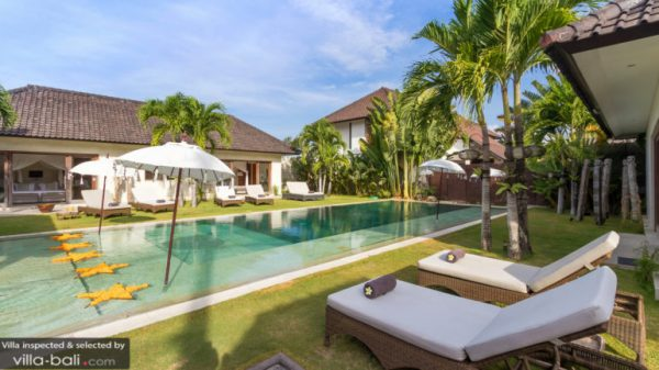 Family-friendly villas Bali