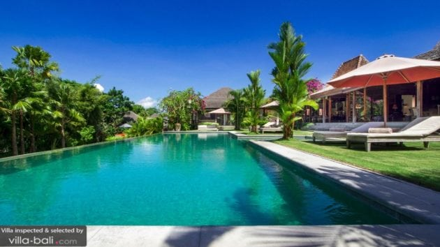 best family villas bali - Villa Theo
