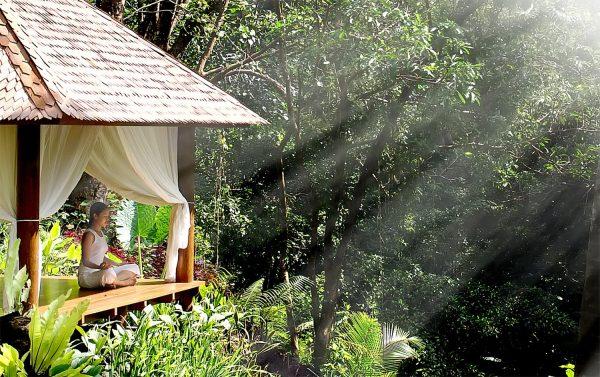 Bali Villas Meditation