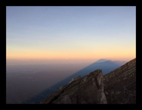 Moung Agung views