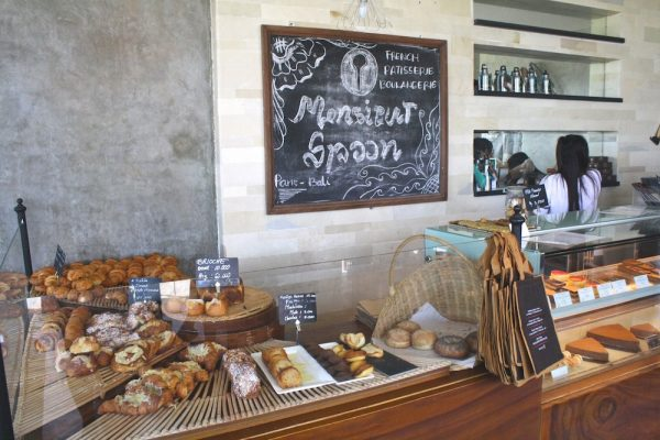 Monsieur Spoon Bali - Canggu Cafe