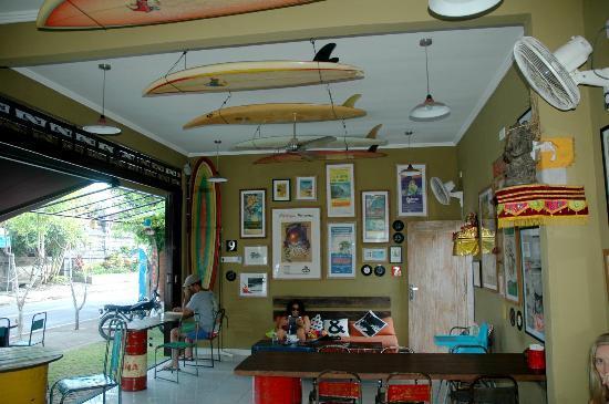 Canteen Cafe Canggu Menu