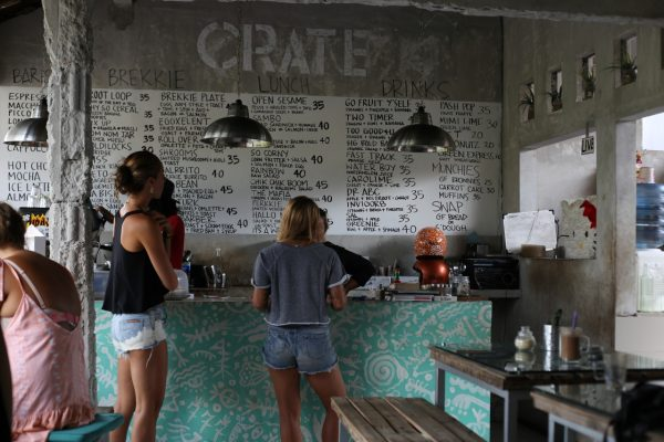 Crate Cafe Canggu