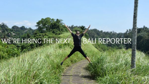 Bali Reporter Job