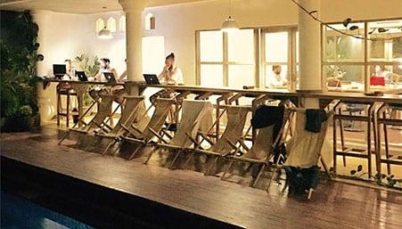 Dojo Bali coworking space