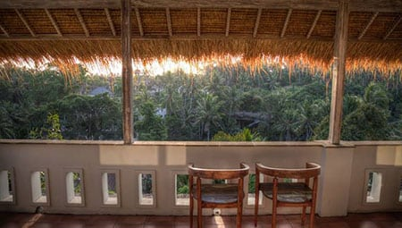 Outpost Bali coworking space