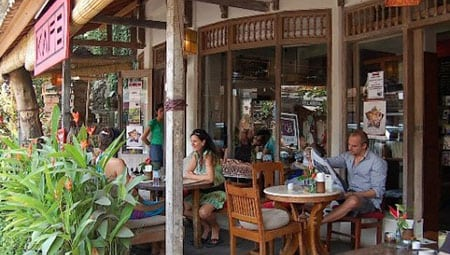 The Kafe Ubud Bali