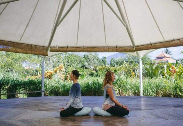 Meditation Ubud BaliSilentRetreat