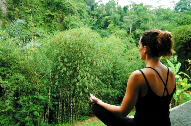 Meditation Ubud Bagus Jati