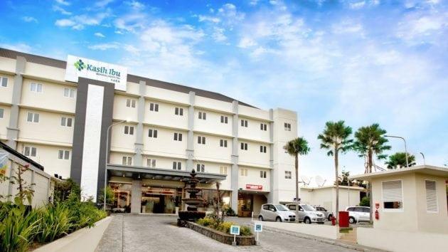 Kasih Ibu Hospital in Bali