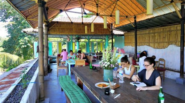 clear cafe campuhan ubud