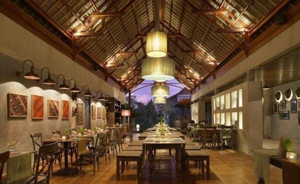 petani restaurant ubud