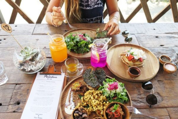 vegan cafe canggu
