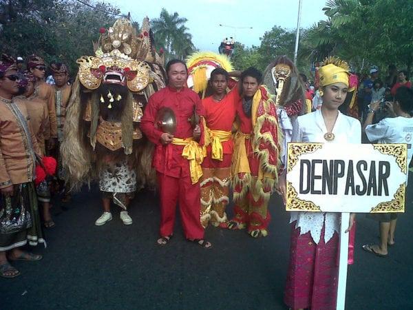 Chinese new year Bali