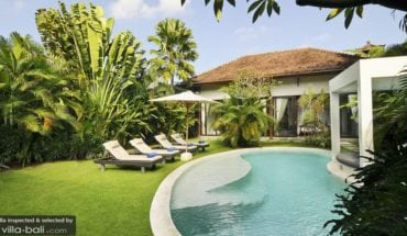 Alice Dua, luxury villas in Seminyak