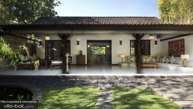 Kubu Deluxe, luxury villa in Seminyak