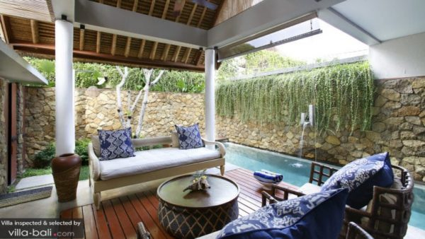 Intimate 1-bedroom villa in Seminyak