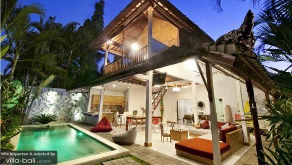 Seminyak villa under $200