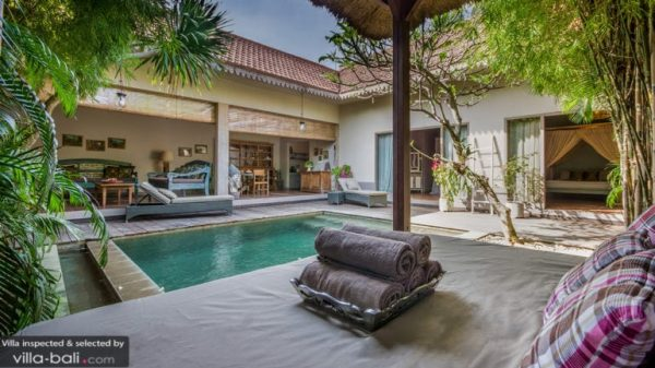 Villas in Seminyak under $200