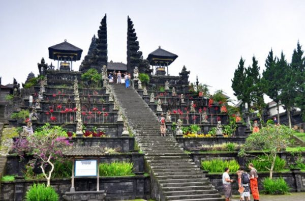 The mother temple of Bali