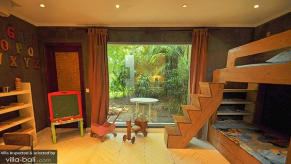 Best Bali Villas for the Kids