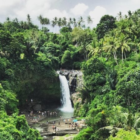 Waterfall Guide Bali