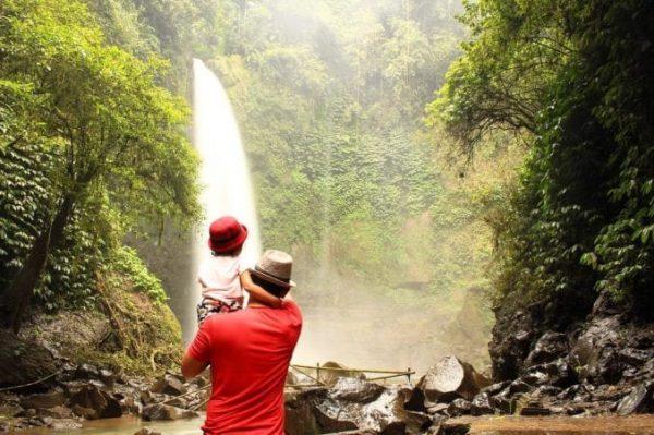 Waterfalls of Bali
