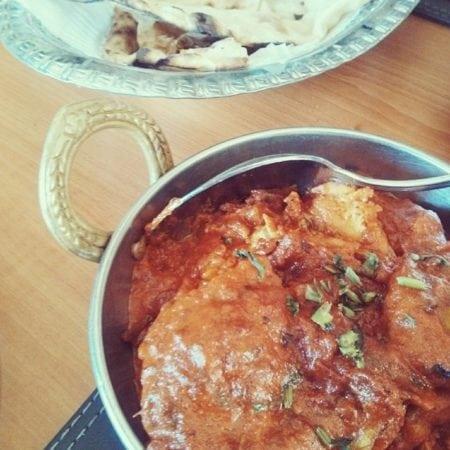 Halal Indian food