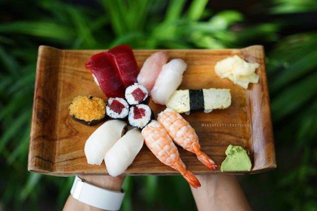Ryoshi Seminyak Restaurant
