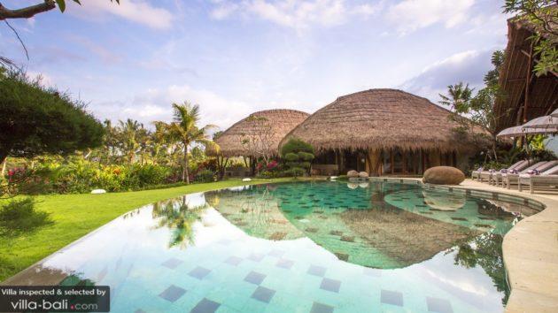 best villas Ubud