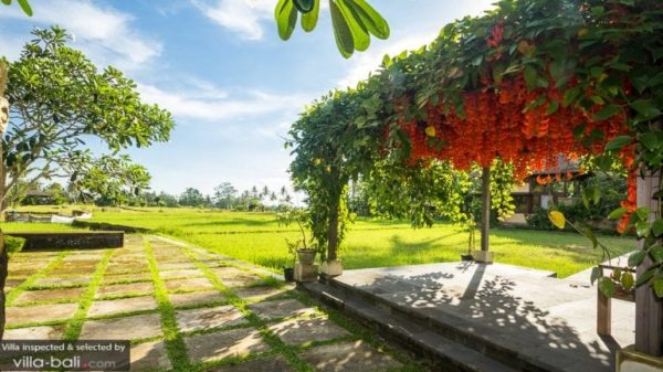Top holiday villa in Ubud