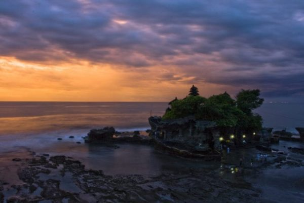 Bali Temples: Tanah Lot