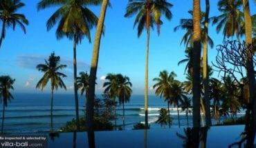 beach villas Bali