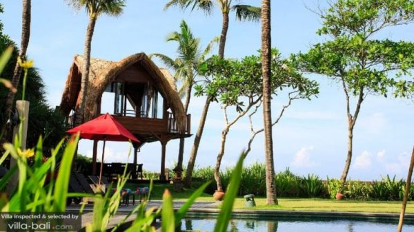 Beachfront Villa Canggu