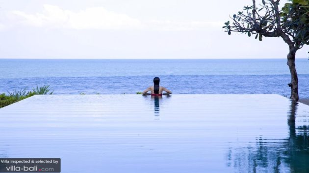 best beach villa Bali