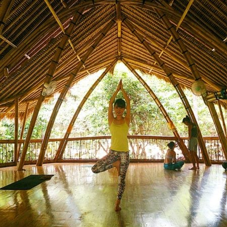 Yoga in Sanur