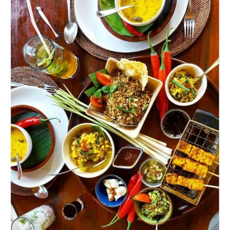 Dining in Nusa Dua