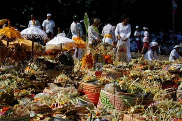 melasti Nyepi Bali 2018