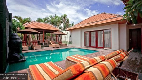 best sanur villas