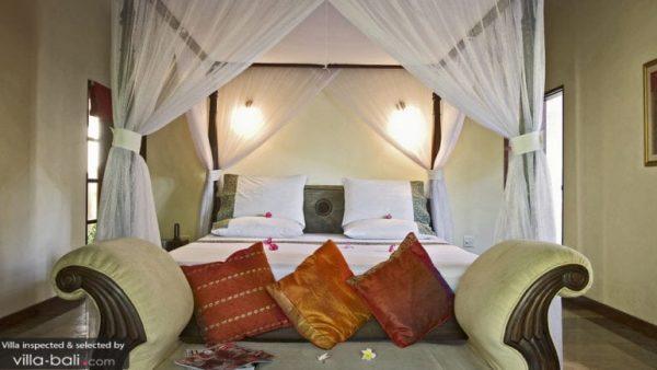 Sanur Villa leha leha bedroom