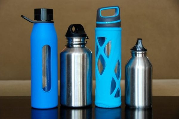 Eco Travel in Bali: Bring a reusable water bottle