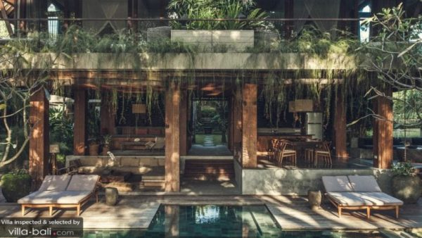 eco-friendly villa bali