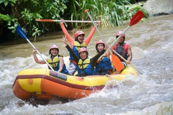Rafting - things to do in Ubud Bali