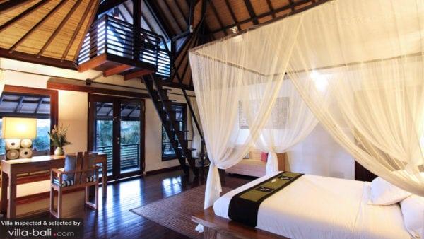 Bedroom Villa Coraffan