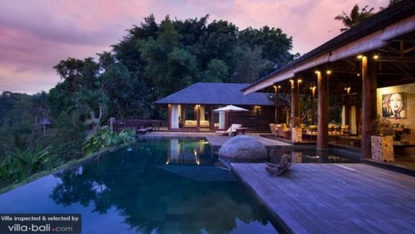 amazing stays in Ubud
