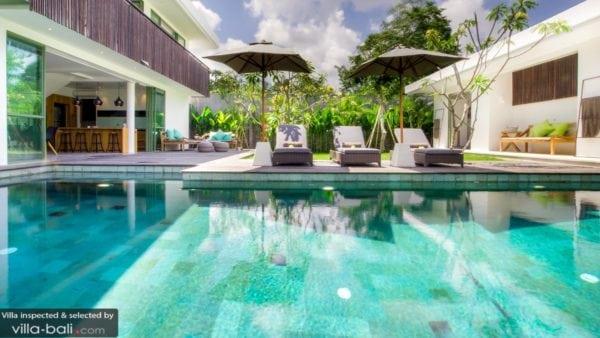 Best villas in Canggu