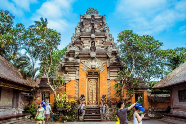 Ubud Royal Palace - Things to do in Ubud